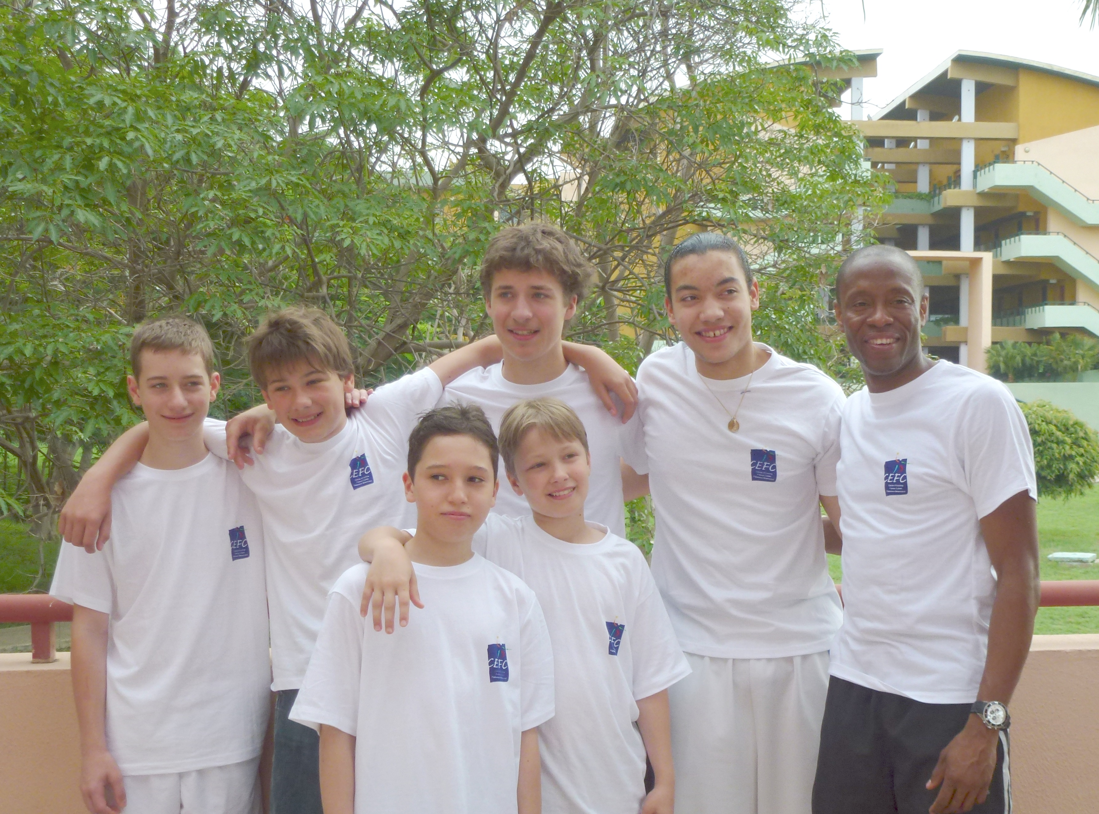 2eme Stage international - Cuba - 2011