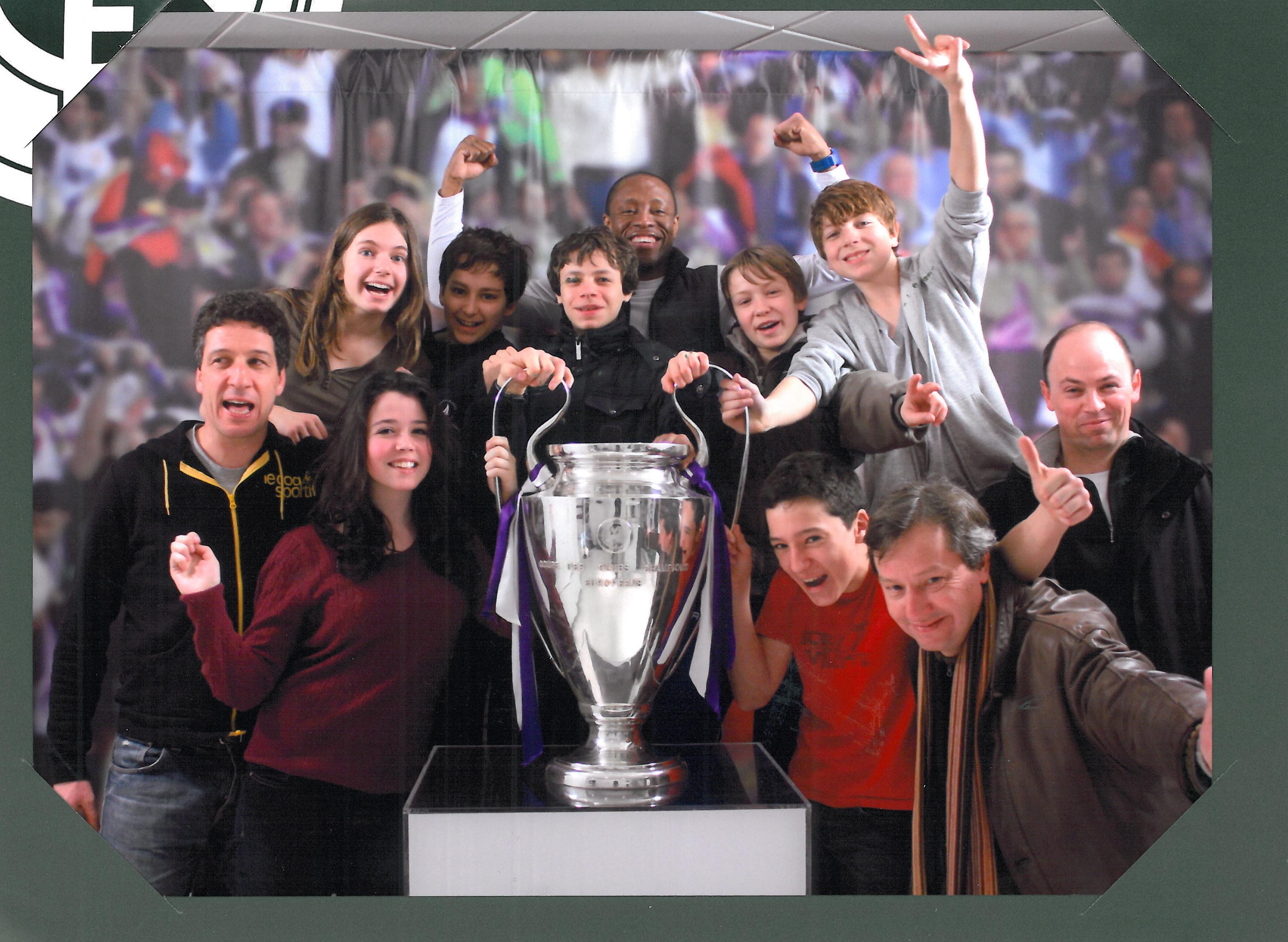 StStage international - Madrid - 2012