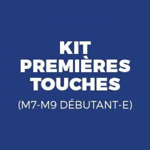 LOCATION Kit premières touches