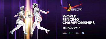 Championnats du Monde d'Escrime – Leipzig 19/26 juillet 2017