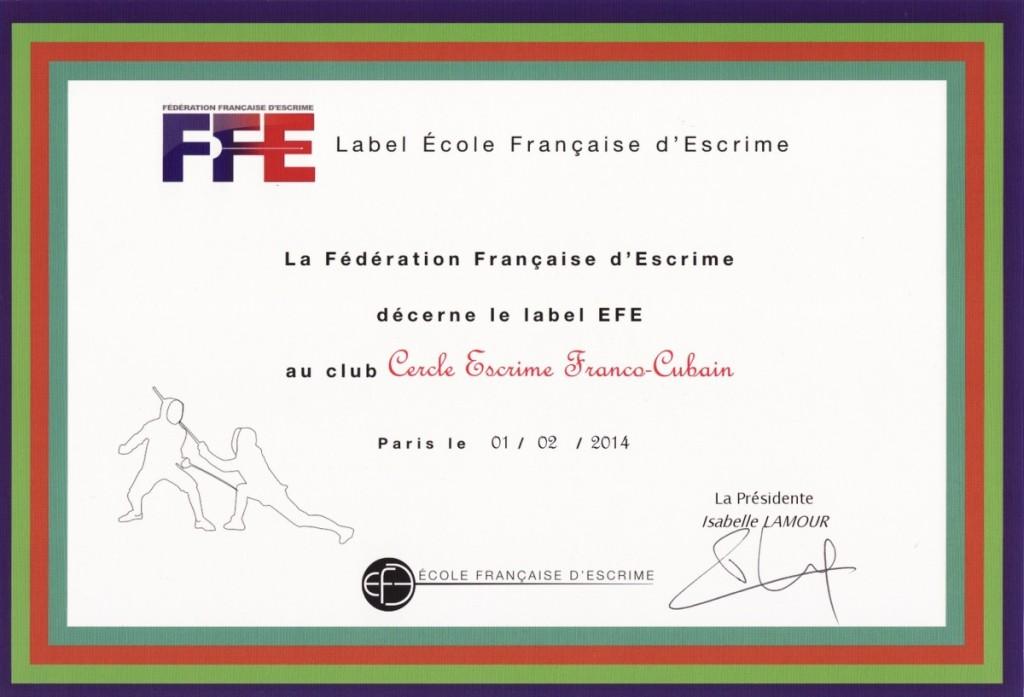 Label EFE 2014 l