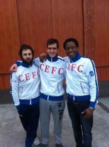 Thomas, Carlos et Eddy