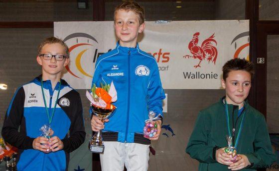 Reportage sur le tournoi International des Jeunes Pousses