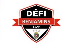 Défi Benjamins à la coupe du monde 2016