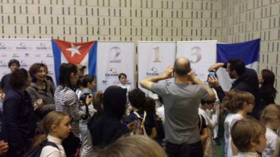 Résultats de l'édition 2016 du Challenge CEFC