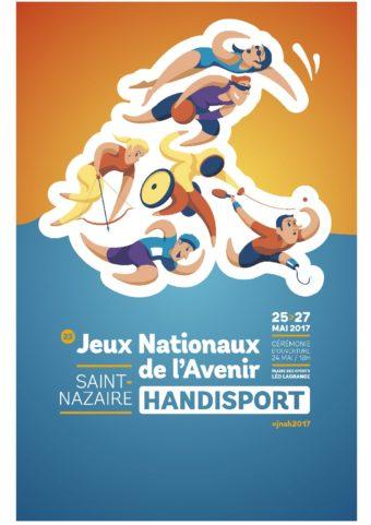 Le CEFC aux Jeux Nationaux de l'Avenir Handisport !