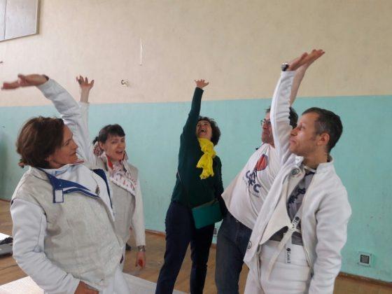 Adultes Loisirs et Championnats de France Vétérans : de la joie et des résultats !
