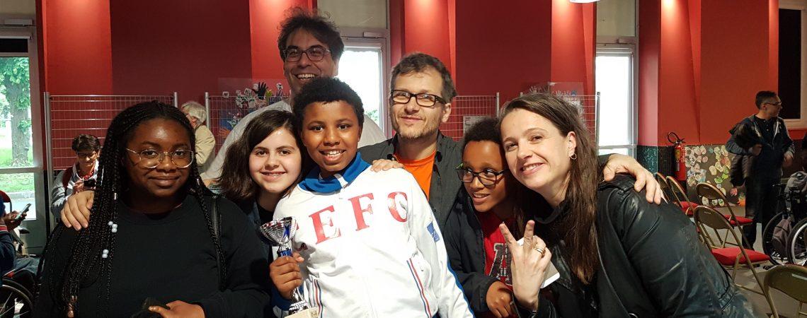 """La """"banda"""" du CEFC !"""