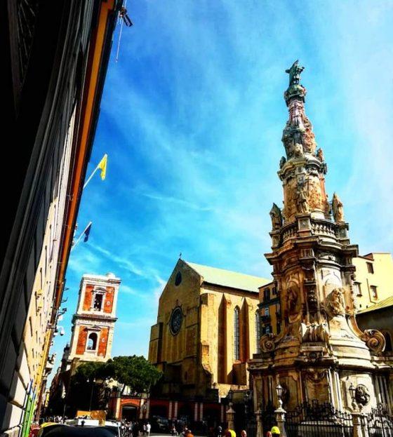 Buongiorno Napoli !