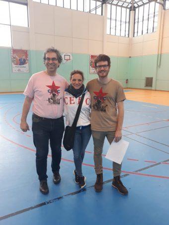 Compétions : Annonces & résultats Mars 2019