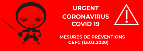 URGENT Coronavirus Covid-19